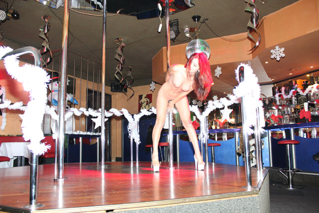 Poledance Session 1